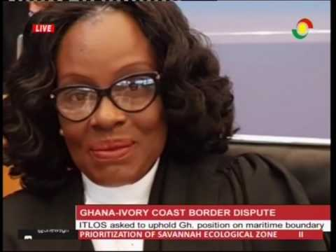ITLOS asked to upload Ghana position on maritime boundary - 7/2/2017
