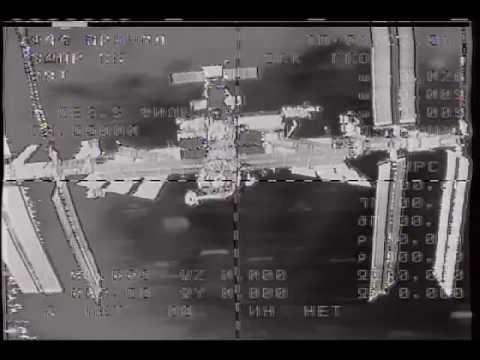 Soyuz Gets New Parking Spot