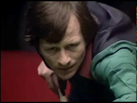 1982 World Snooker Championship Final - Alex Higgins v Ray Reardon