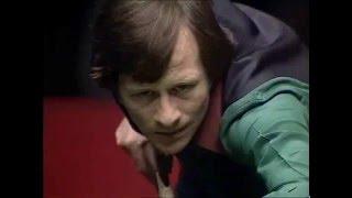 1982 World Snooker Championship Final - Alex Higgins v Ray Reardon