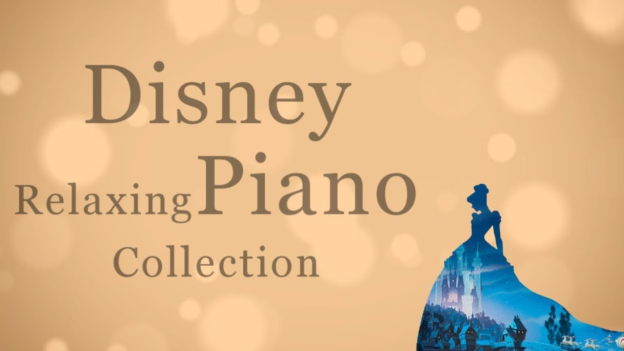 Disney Relaxing Piano Collection Sleep Music Study Music Calm Music Piano Covered By Kno Youtube
