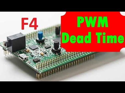 Stm32F4 PWM Dead Time - VN34