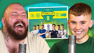 THE WEMBLEY CUP | XO Podcast #8