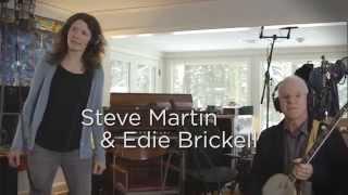 "Steve Martin & Edie Brickell | ""So Familiar"" - 10/30/15"