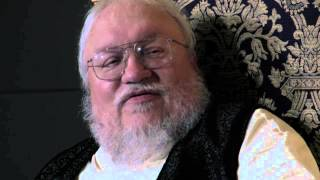 George R. R. Martin on how