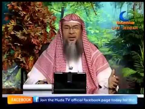 Hadith on touching feet, shoulders and knee in Salah(Prayer) By Assim Al Hakeem