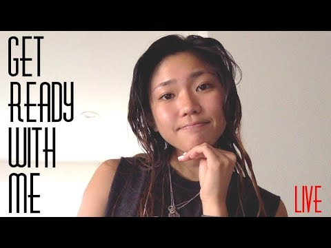 🔴CHATTY GRWM: what God's teaching me?!, being asian at Dartmouth, Q&A | JustJoelleLIVE