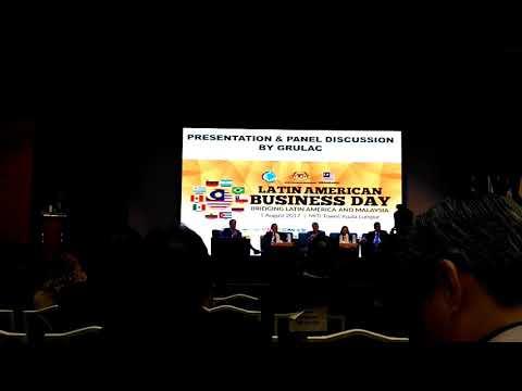 Latin American Business Day, Matrade.