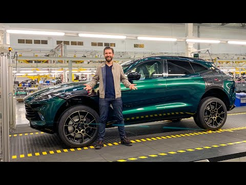 The Untold Secrets Of Building An Aston Martin DBX!