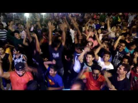 Dj Brahmin Live @ VITAL SPORTS Day 3 @ DECATHLON (02/10/2016)