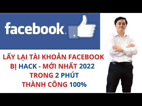 làm thế nào để lấy lại facebook bị hack - Hướng dẫn cách lấy lại tài khoản facebook bị hack | Khôi phục Facebook mới nhất 09/2020