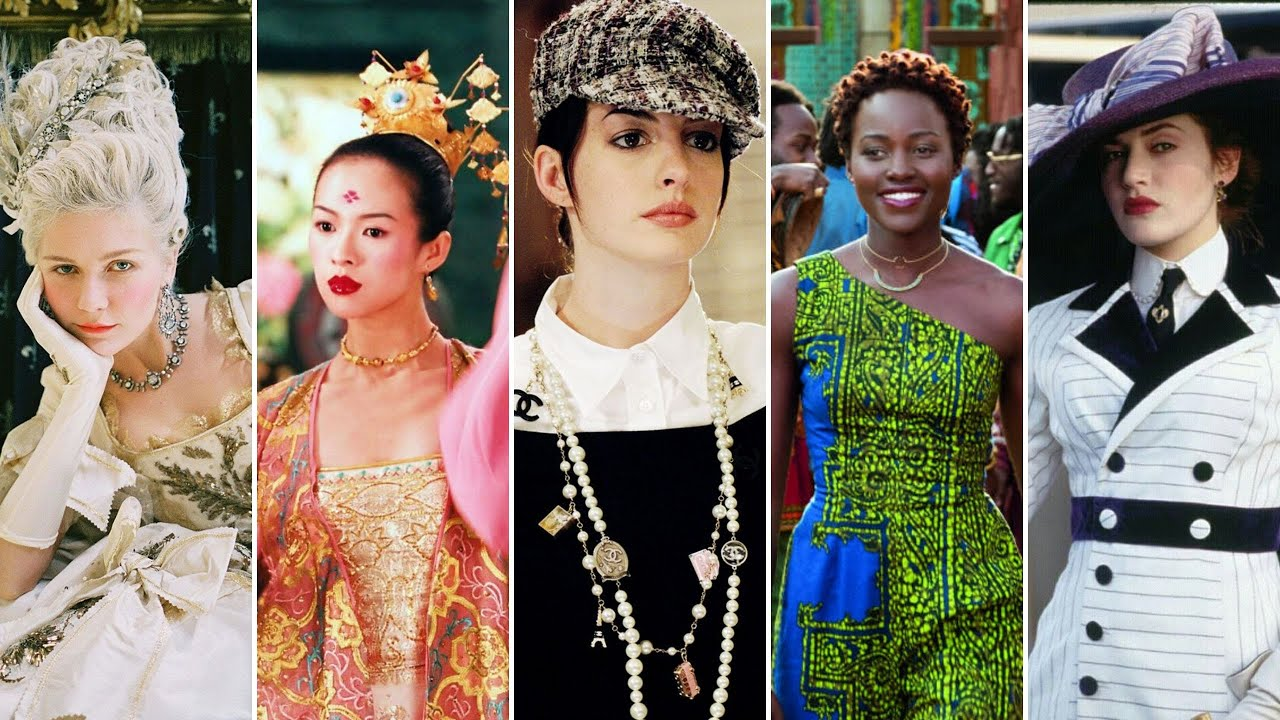 15 Movies With Absolutely Amazing Costume Design Youtube