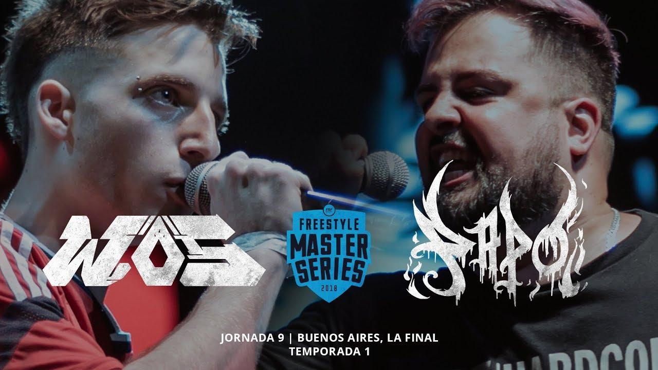 Ver WOS vs PAPO – FMS Argentina Jornada 9 OFICIAL – Temporada 2018/2019. en Español