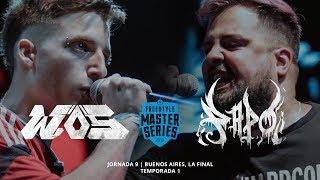 WOS vs PAPO - FMS Argentina Jornada 9 OFICIAL - Temporada 2018/2019.