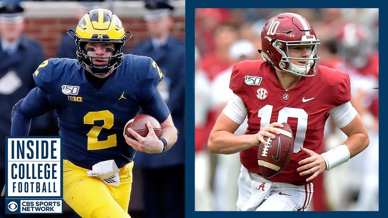 Alabama vs. Michigan: Citrus Bowl prediction, time, TV channel ...