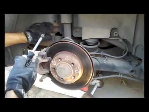 2001 VW Jetta Right Rear Shock Install How To Replace