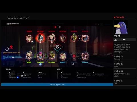 Overwatch w/ Rose Team Dude Fr