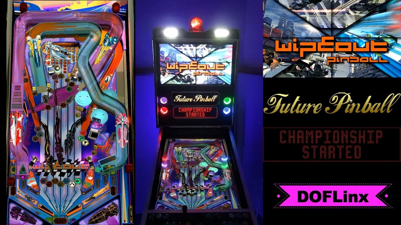 Future Pinball Tables with DOFLinx Force Feedback Code - Page 4