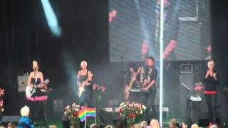 Elektra - I Don't Do Boys Live @ Gay Pride 2010