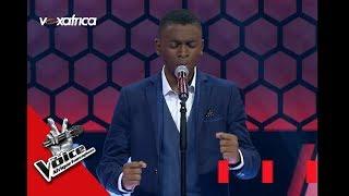 Claude Harold Demande Au Soleil De Garou Audition à L Aveugle The Voice Afrique Francophone 2017