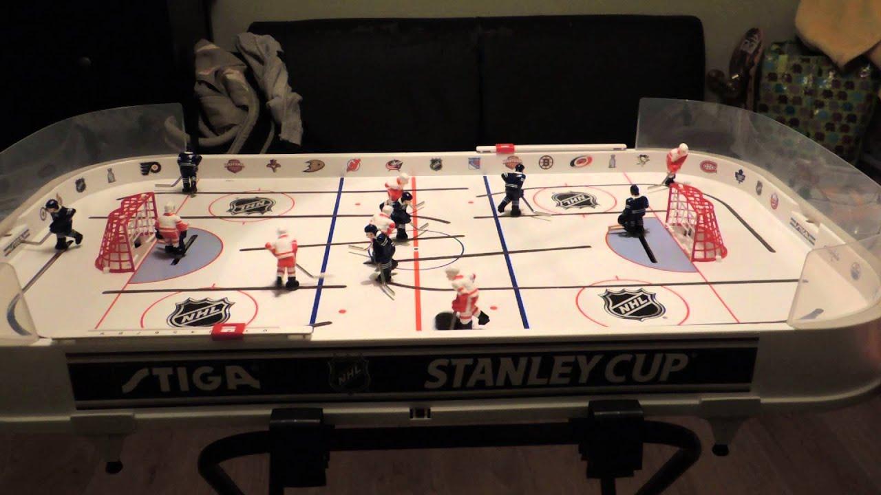 Stiga Hockey Stanley CUP DRW vs. TML - YouTube