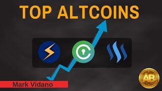 Top altcoins for May 2018 and crypto tech analysis by Mark