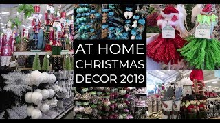 At Home: Christmas Décor 2019