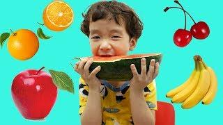 Johny Johny Yes Papa fruit version Nursery Rhymes Songs for Children