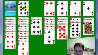 The High Stakes World of Solitaire - My First Dan Plays Video