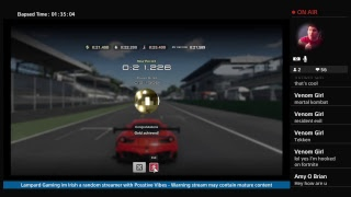 GT Sport - PS4 Ireland on a major Red Weather Warning for a rare snowstorm