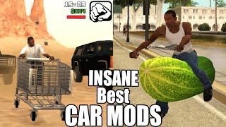 GTA San Andreas Insane Car Mods