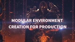 Modular Environment Creation for Production