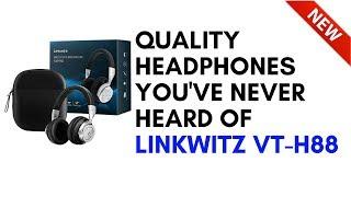 Video Quality Headphones You've Never Heard Of - LinkWitz VT-H88 download MP3, 3GP, MP4, WEBM, AVI, FLV Juli 2018