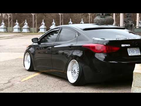 Nick S Static Hyundai Elantra Youtube