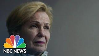 Trump Criticizes Birx Over Her Response To Pelosi Criticism, Coronavirus Warning | NBC Nightly News