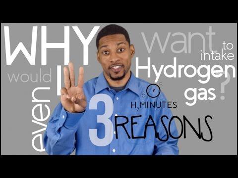 TOP 3 Reasons for Molecular Hydrogen