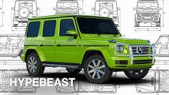 How Mercedes-Benz G Wagon Became Every Celebrity's Favorite Car | Behind the HYPE