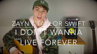 taylor swift zayn i don t wanna live forever cover 50 shades darker   lyrics and chords