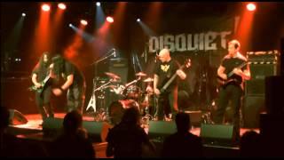 Disquiet - Ascending (Live at Bibelot, Dordrecht)