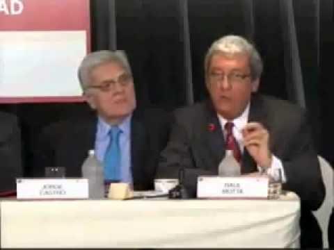 Raúl D. Motta - Seminario Políticas Públicas - Parte 2