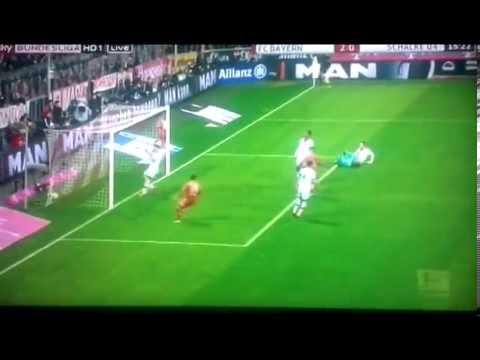 FC Bayern München vs Schalke 04 (5-1) | Bundesliga | All Goals & Highlights HD