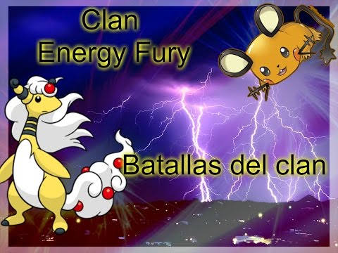 Pokemon PD Showdown - CLAN EF - paba, carlos, ray y el otro :v