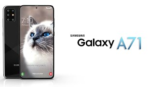 Samsung Galaxy A71 - Trailer Concept Introduction !