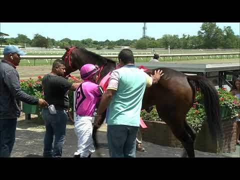video thumbnail for MONMOUTH PARK 6-22-19 RACE 3