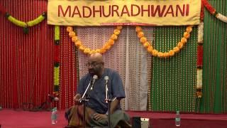 Madhuradhwani - LecDem by Dr. Sriram Parusuram