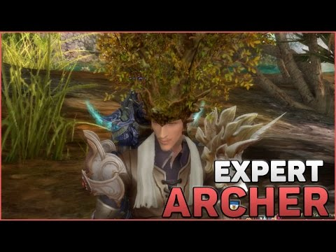 Aion Gameplay | The Ultimate Archer?
