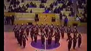 Türkiye 1.si Ardahan Kız Ekibi