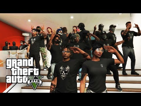 GTA 5 LIVESTREAM: PETTYGANG WAS LIT!|feat GIRL JUST GAMING! GUNRUNNING DLC