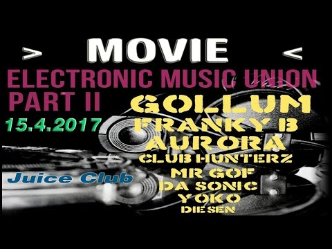 JUICE CLUB - 15.4.2017 - ELECTRONIC MUSIC UNION-Part II -Hamburg- by Rasmus Ortmann