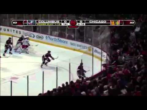 Top 16 Blackhawks Goals of 2009-10 (part 2 of 2)